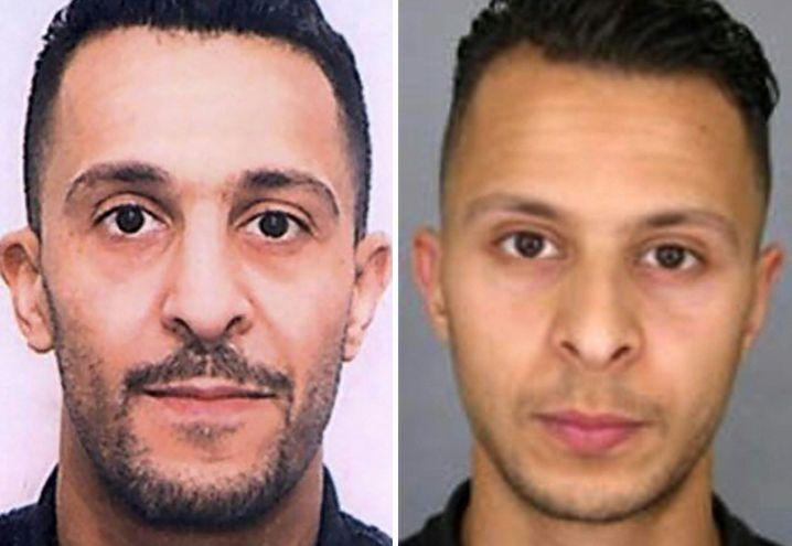 Brahim und Salah Abdeslam