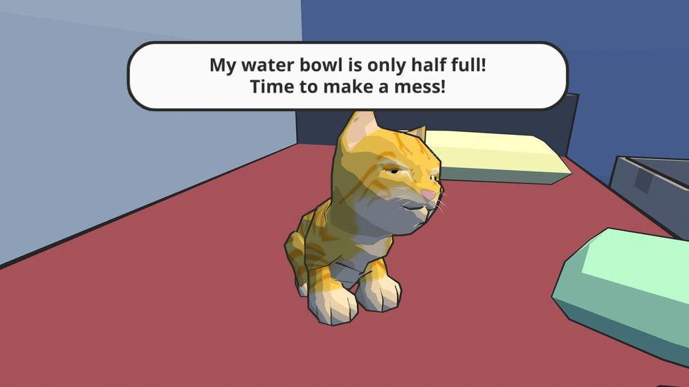 Tiersimulationen: Einmal eine Katze sein