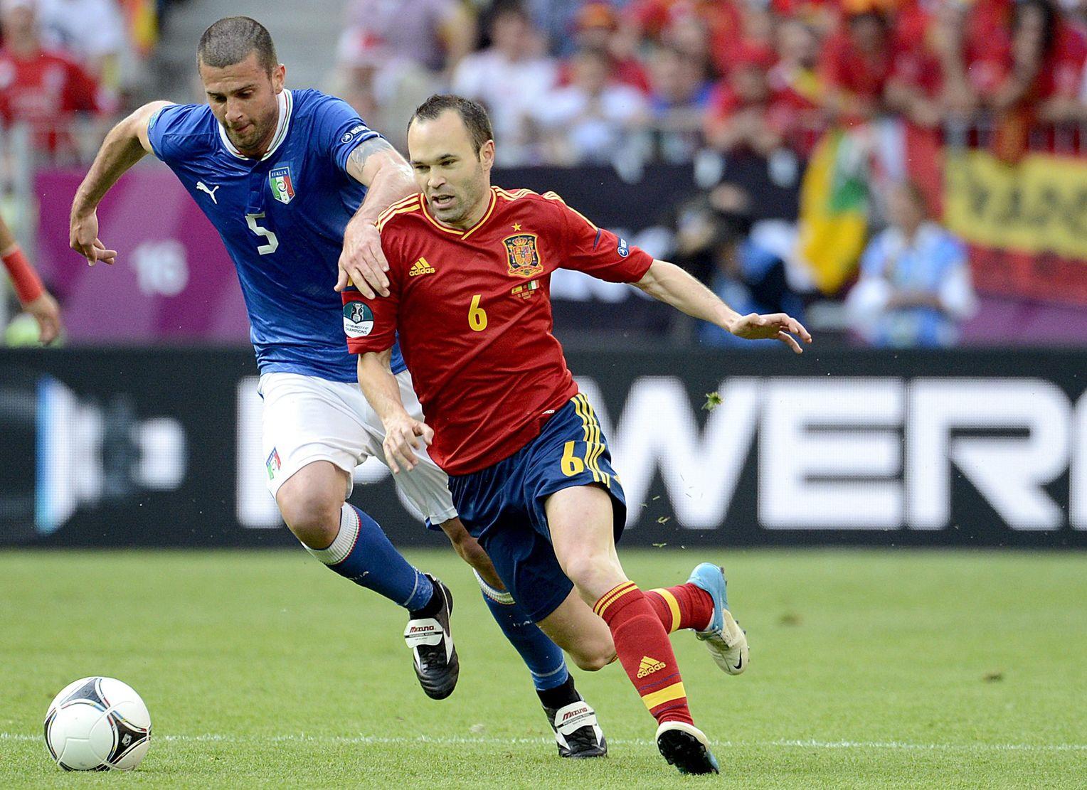 Wann Spielt Italien Gegen Spanien