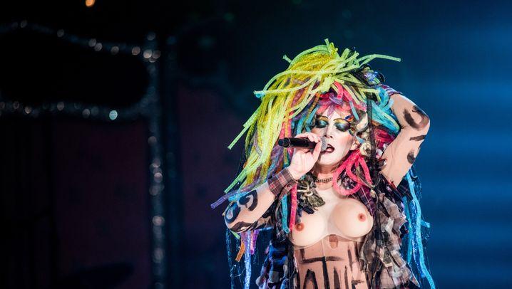 Drag-Performer Taylor Mac: Quer durch die US-Geschichte