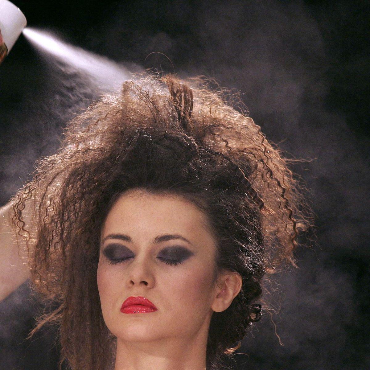 Schlechte Frisur