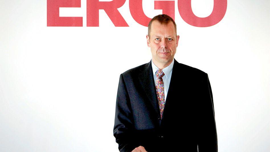 Torsten Oletzky, the CEO of German insurer Ergo.