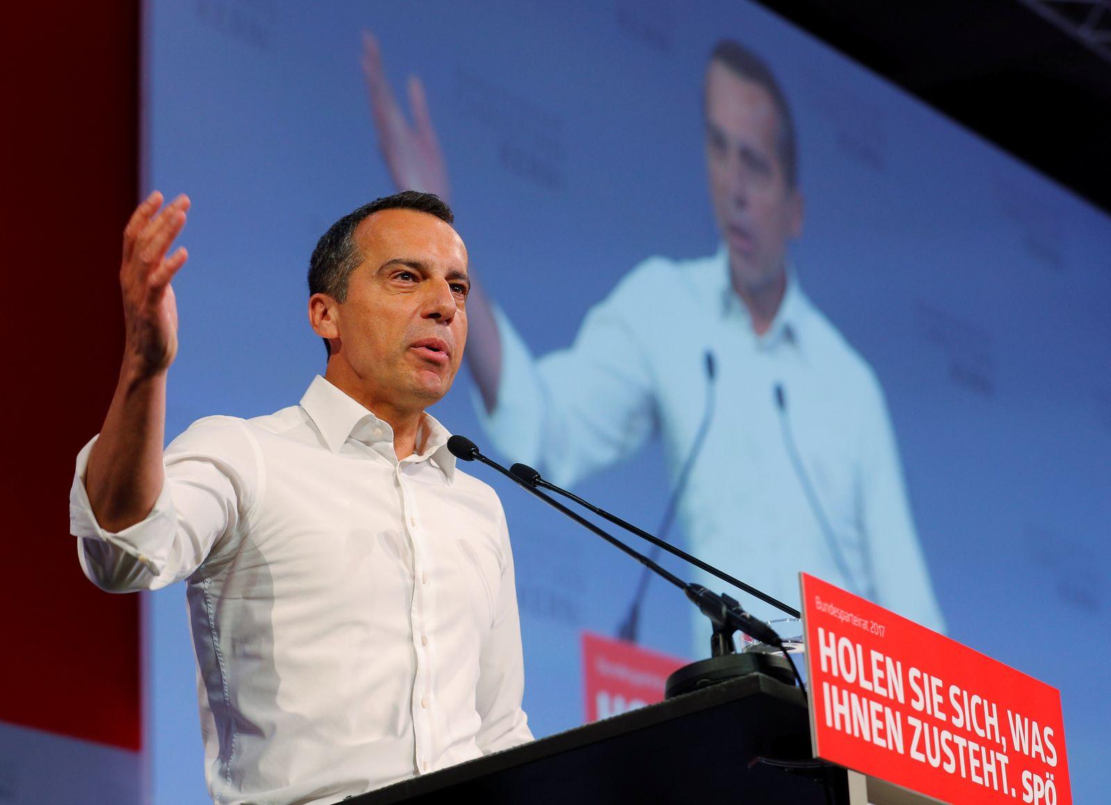 ÖVP/ Christian Kern