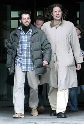 Freigelassener Motassadeq: Zweimal pro Woche zur Polizei