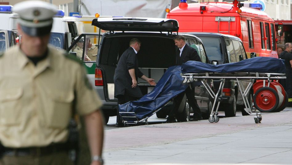 Mafia-Morde in Duisburg (im Jahr 2007)