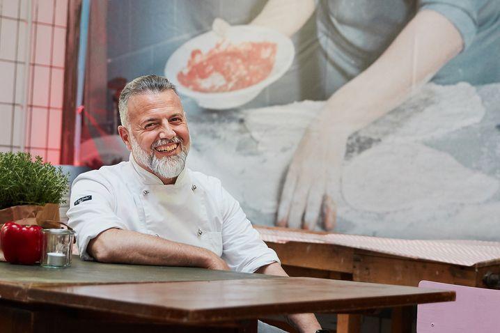 Pizzabox-Gründer Roberto Venturino