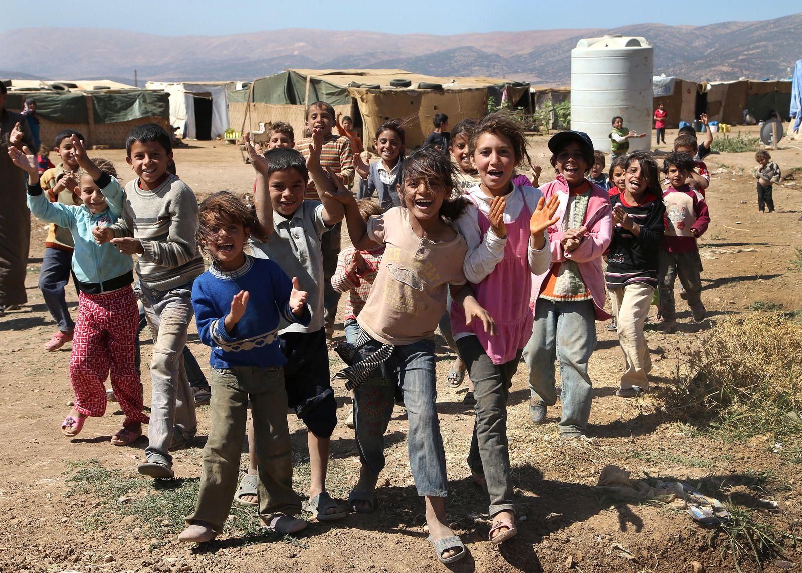 Libanon UNHCR Flüchtlinge