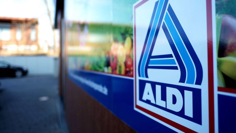 Aldi-Filiale in Lichterfelde