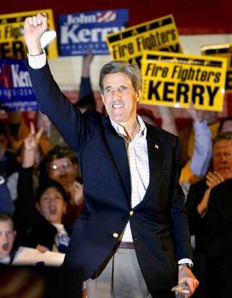 John Kerry: Fünf auf einen Streich
