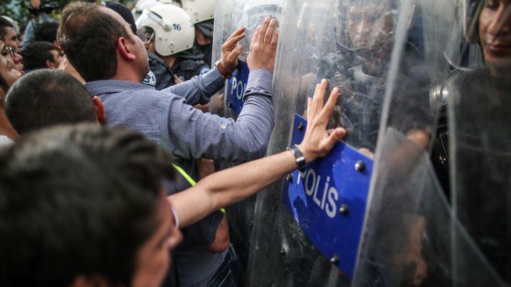 Explosion in Bergwerk: Die Türkei trauert um die Opfer des Grubenunglücks