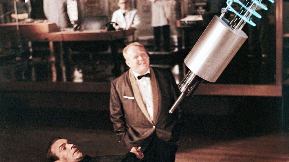 Vorbild für Bond-Schurke: Der echte Goldfinger
