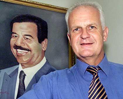 Bernd Stange im Oktober 2002: Abschiedsbrief an seine Spieler