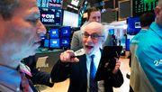 Der Börsen-Wahnwitz