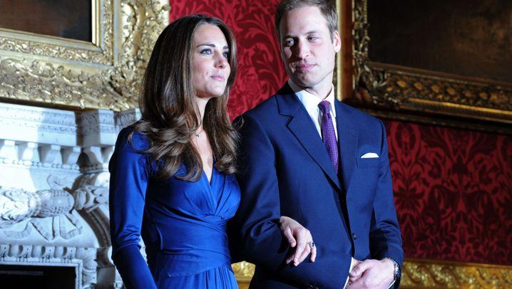 William und Kate: Das Warten hat ein Ende