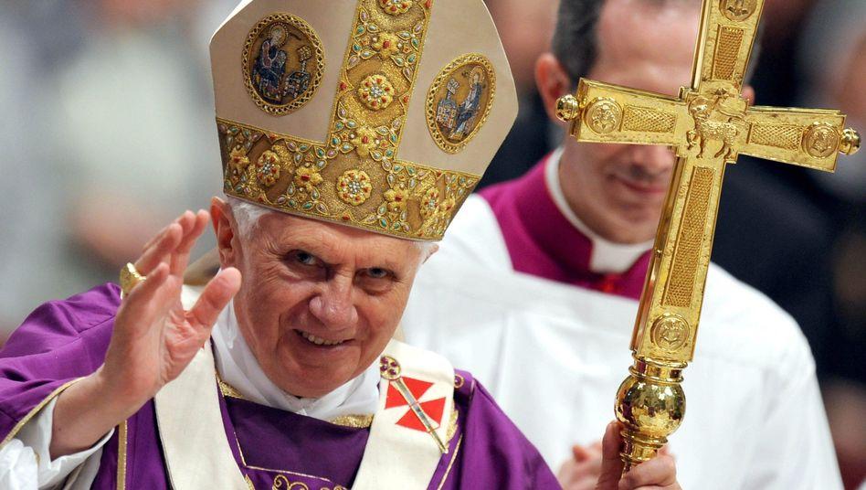 Papst Benedikt XVI.: Vorwürfe aus den USA