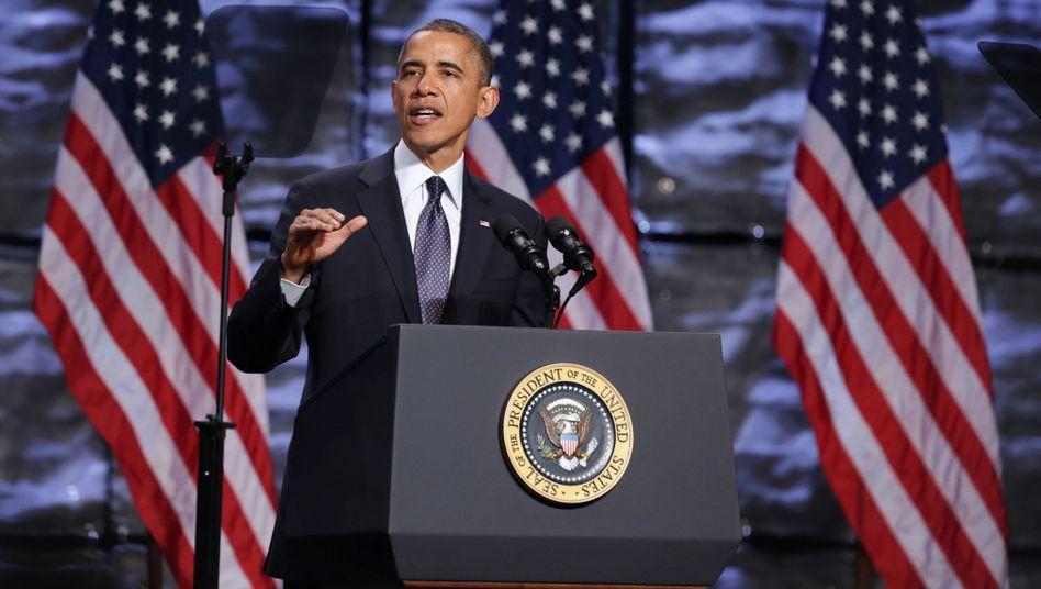 US-Präsident Obama: Ausspähung von IWF und Weltbank gestoppt