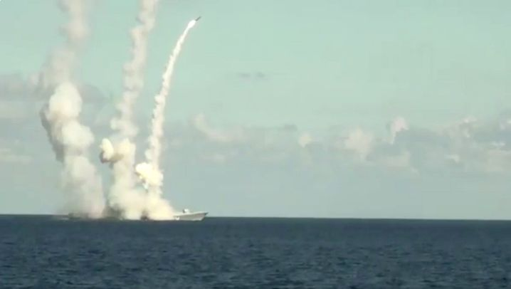 "Russische Angriffe in Syrien: ""Admiral Kusnezow"" zieht in den Krieg"