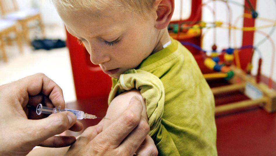 """Kinderimpfung: """"Kinder haben ein Recht auf bestmögliche Gesundheitsversorgung"""""""