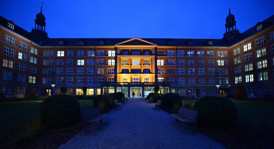 Saalfelder Krankenhaus