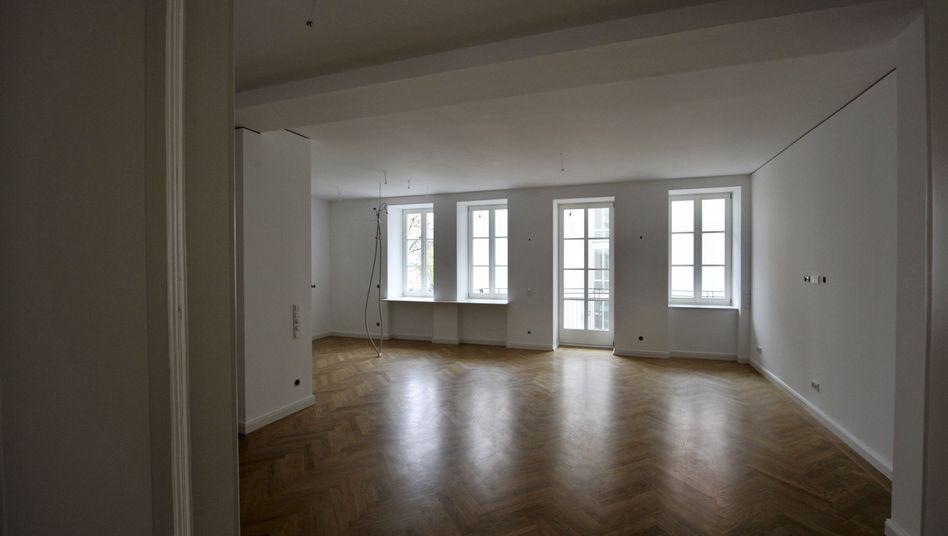 Altbauwohnung in München: Immobilienportale kämpfen um Marktanteile