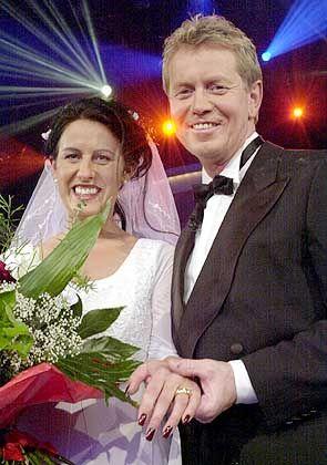 """Mit der Kuppel-Show """"Ich heirate einen Millionär"""" leistete RTL sich eine fette Marketing-Blamage: Braut und Bräutigam kannten sich"""