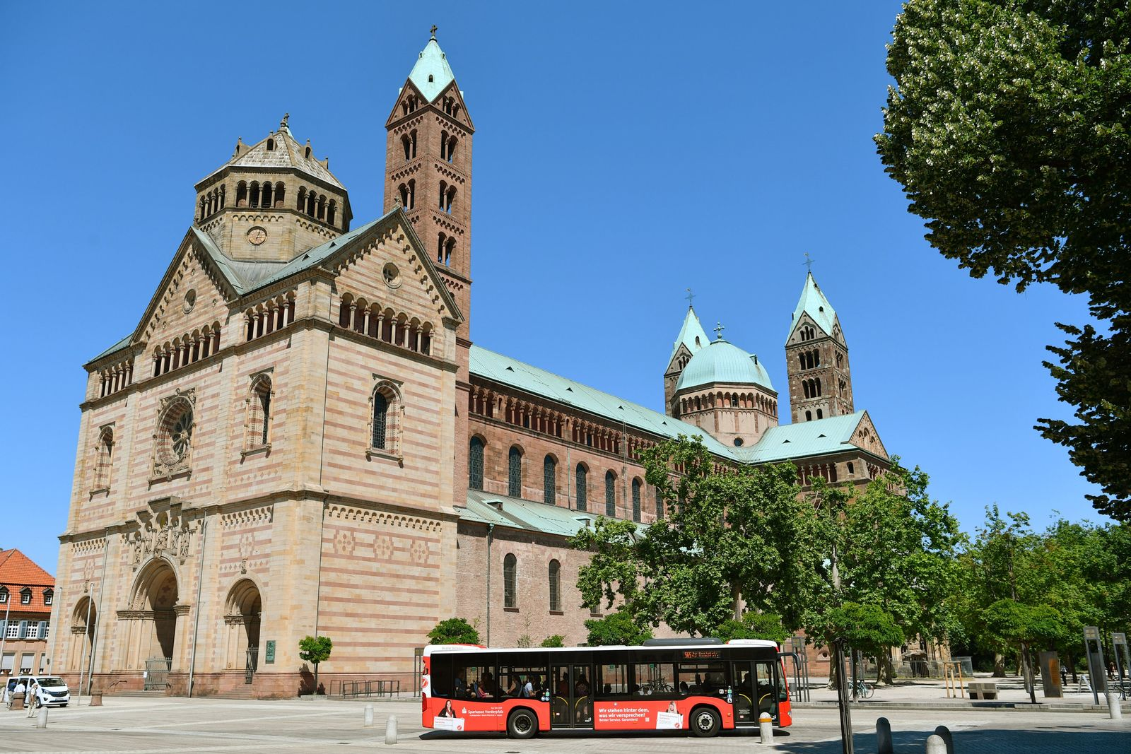 Kaiserdom/ Speyer