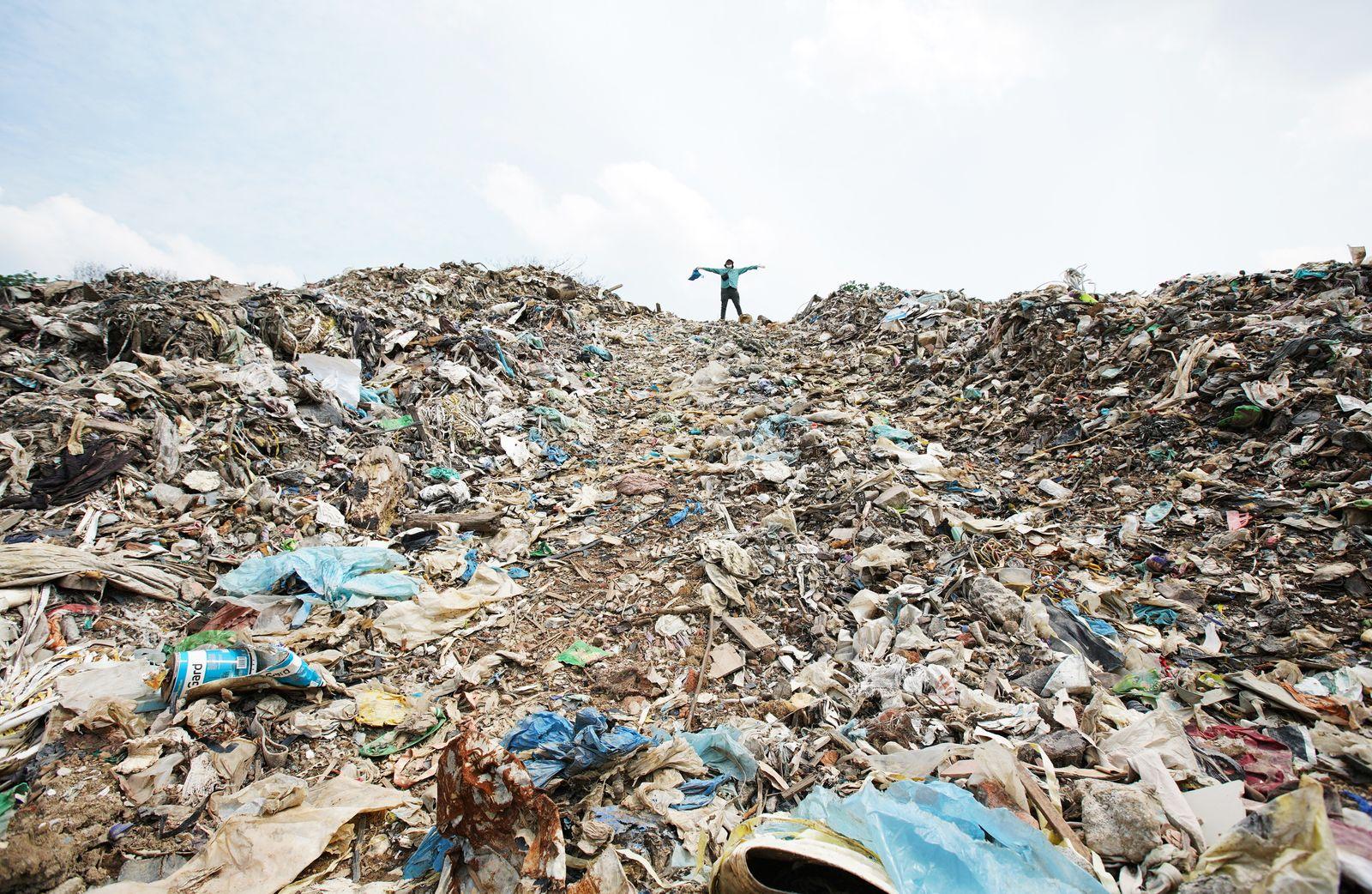 Plastic Waste Investigation in Malaysia