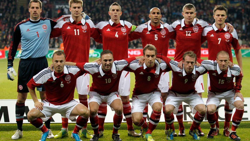 """DFB-Gegner Dänemark: """"Der Star ist die Mannschaft"""""""
