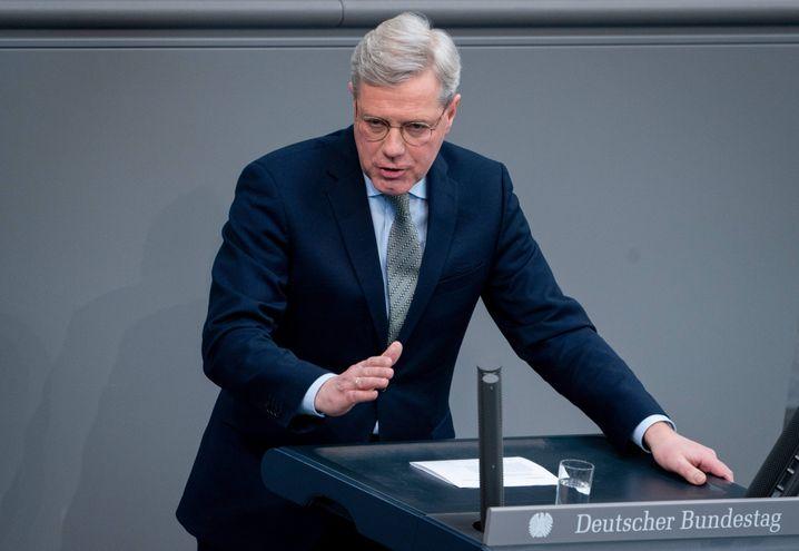 """Bundestagsabgeordneter Röttgen (CDU): Johnson hätte """"den Brief besser nicht geschrieben"""""""