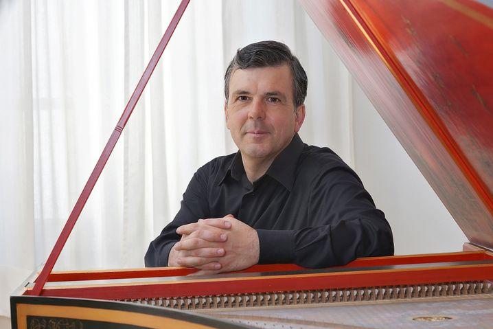 Peter Waldner spielt vorzüglich