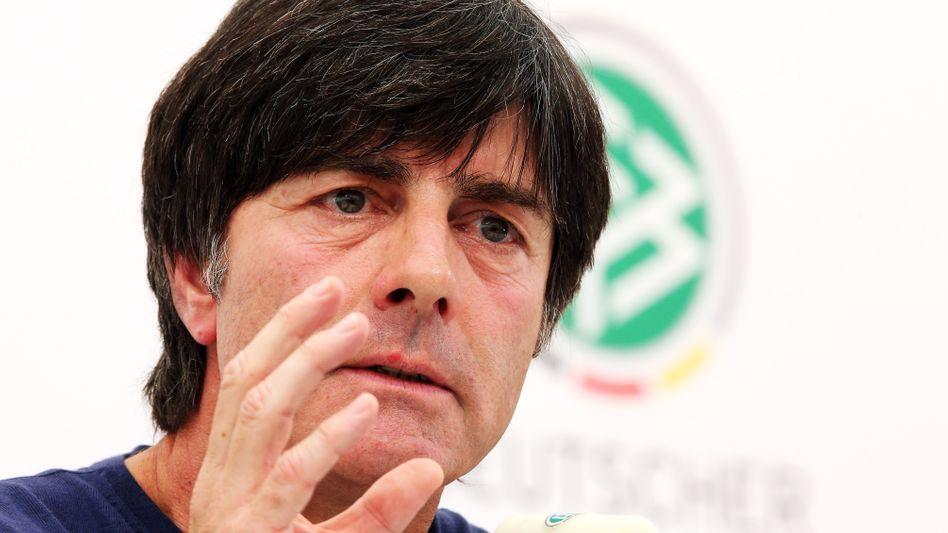 """Bundestrainer Löw: """"Wir benötigen einen gewissen Killerinstinkt."""""""