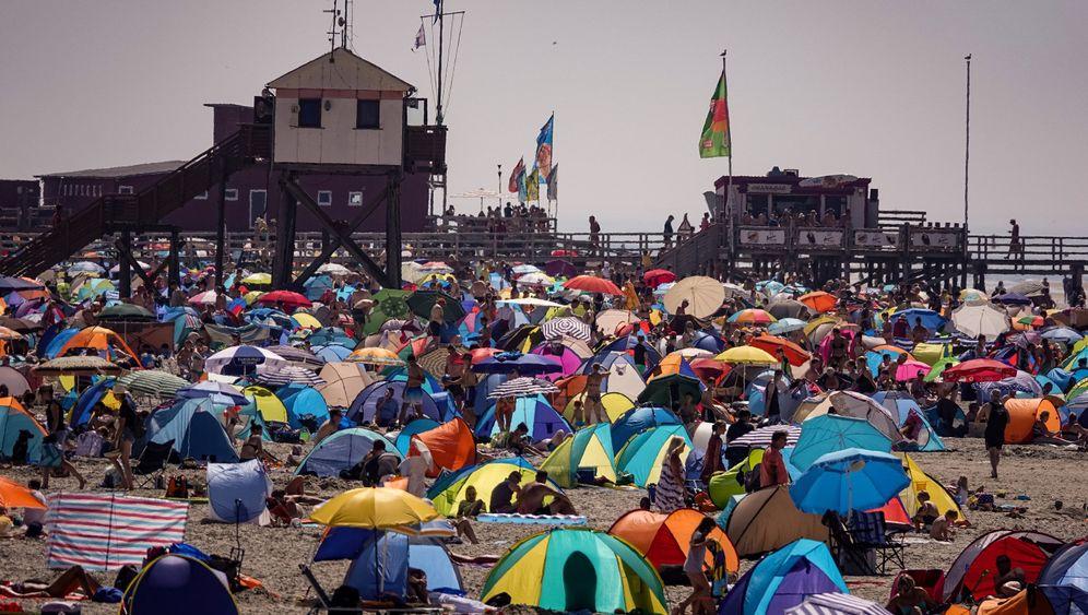 Wetter in Deutschland: Abkühlung gesucht