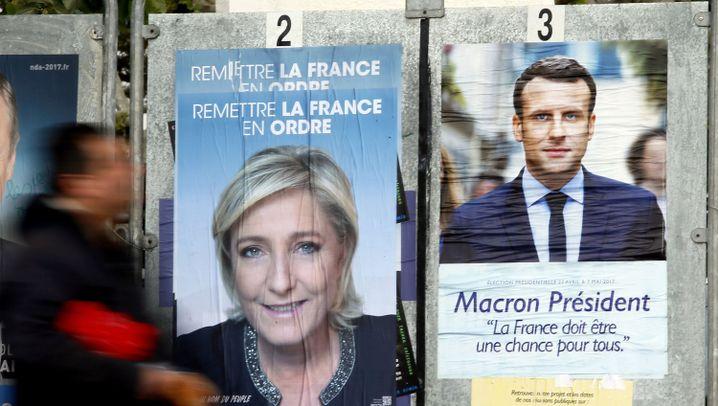 Le Pens Wahlkampftaktik: Jetzt mal auf seriös