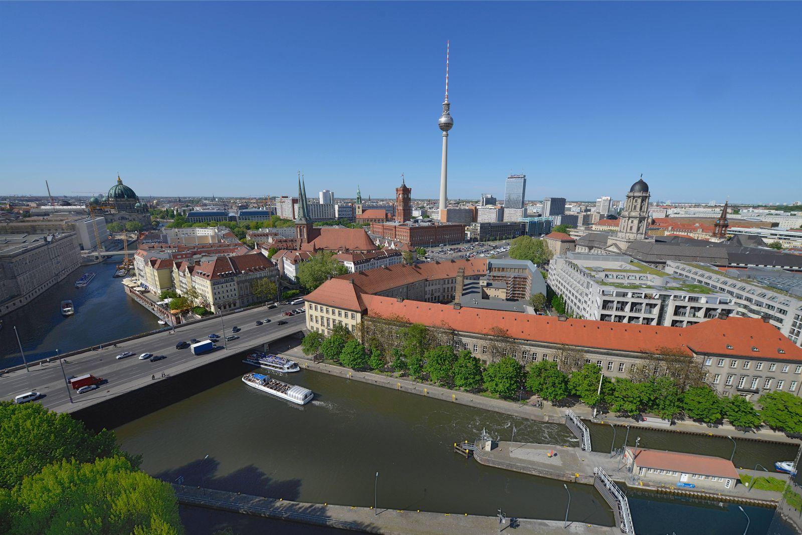 EINMALIGE VERWENDUNG Berlin