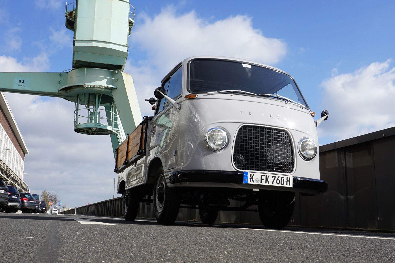 Ford rückt Automobilproduktion in Köln ins Rampenlicht