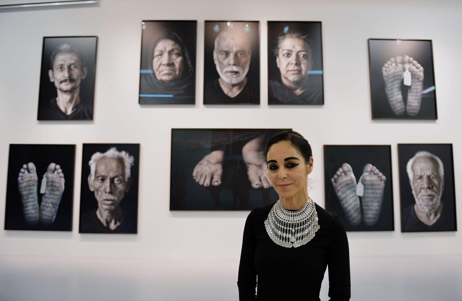 US-EGYPT-ART-PHOTOGRAPHY-NESHAT