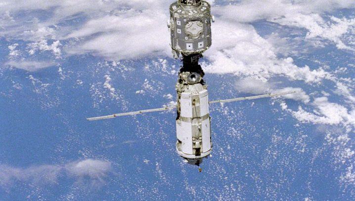 Internationale Raumstation: Bauzeit 15 Jahre
