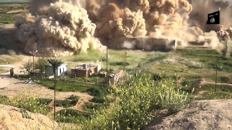 IS / Nimrud / Irak