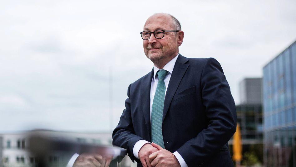 Vonovia Chef Rolf Buch: »Das Urteil wird die Probleme am Wohnungsmarkt nicht lösen«