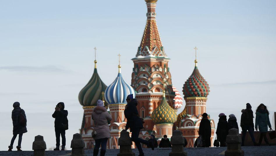 Merkel und Maas werden keine Zeit für Fotos haben in Moskau - sie müssen im Kreml über Weltpolitik sprechen
