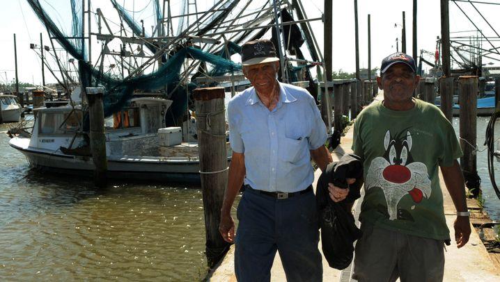 """Fischer in Louisiana: """"Dann kann ich mein Geschäft zumachen"""""""