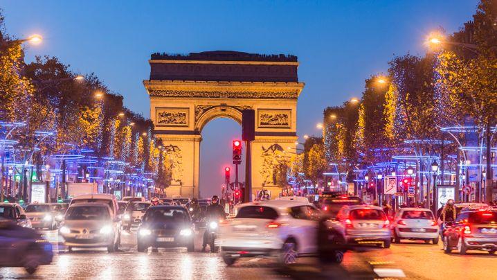Avenue des Champs-Élysées: Neues Leben für eine alte Prachtstraße
