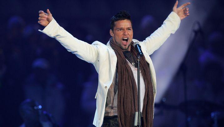 "Ricky Martin: ""Livin' La Vida Loca"""