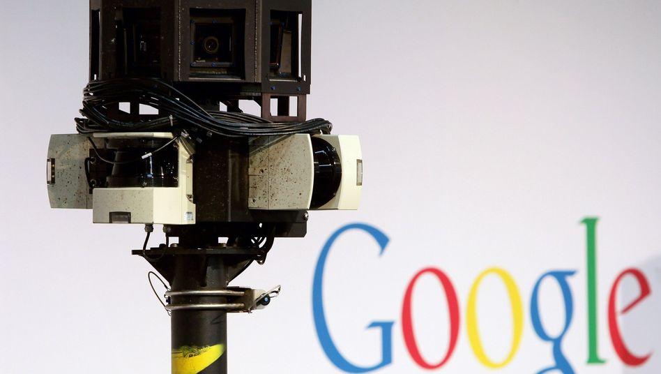 Google Street View: Wird vielleicht bald durch ein Gesetz reglementiert