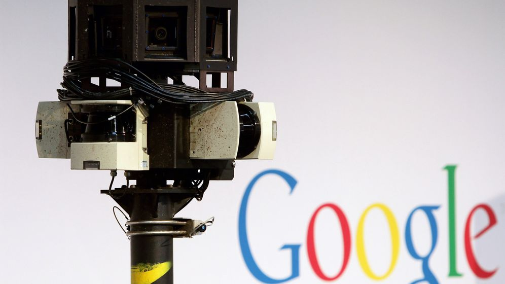 Google Street View: Big Brother auf Rädern?