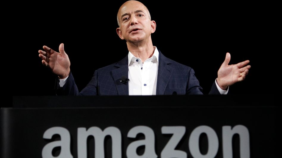 Amazon-Gründer Bezos: Medienmacher müssen Teil der öffentlichen Diskussion werden