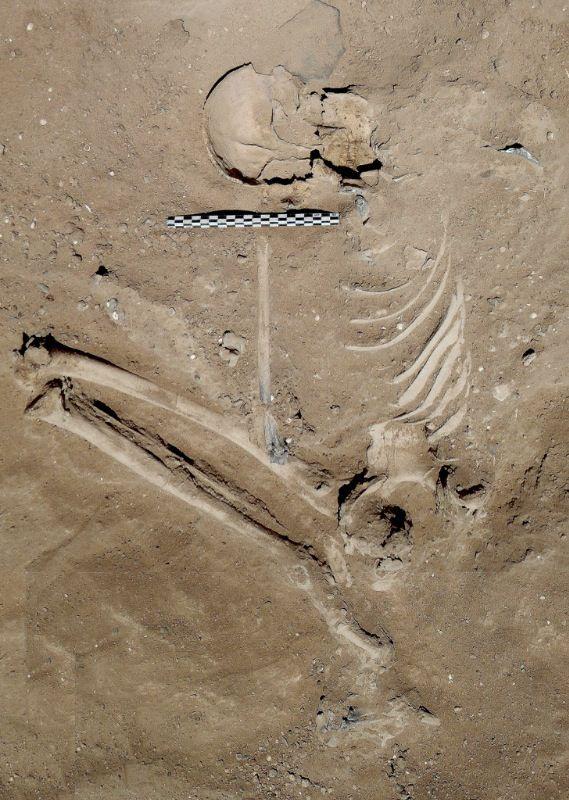 Archäologie / Gewalt / Kenia