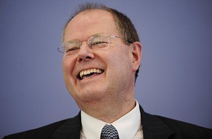 Finanzminister Steinbrück: Gute Chancen für wirtschaftliche und soziale Stabilität