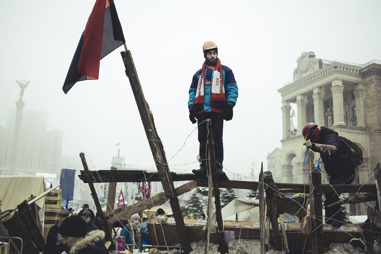 Sergei Nigoyan/ Ukraine/ Toter Demonstrant