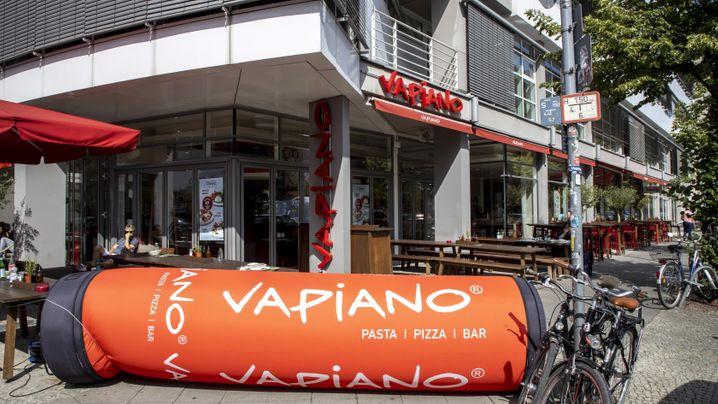 Fotostrecke: So funktioniert Vapiano